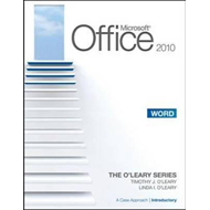 Microsoft Office Word 2010: A Case Approach, Introductory: v. 1 (BOK)