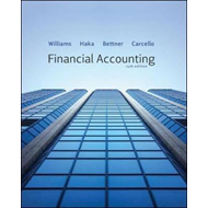 Financial & Managerial Accounting with Connect Plus (BOK)