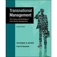 Transnational Management: Text, Cases and Readings in Cross- (BOK)