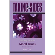 Taking Sides: Clashing Views on Moral Issues (BOK)