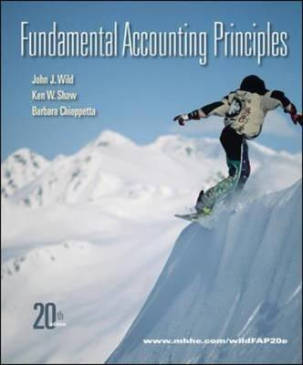 Fundamental Accounting Principles (BOK)