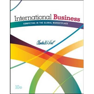 International Business: Competing in the Global Marketplace (BOK)
