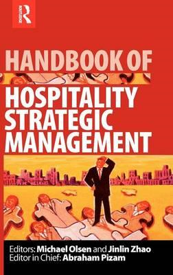 Handbook of Hospitality Strategic Management (BOK)