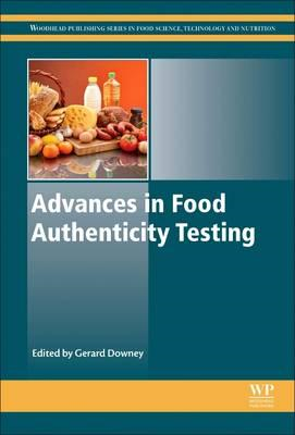 Advances in Food Authenticity Testing (BOK)
