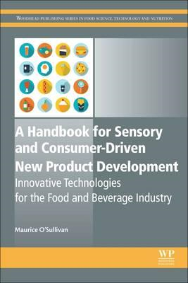 Handbook for Sensory and Consumer-Driven New Product Develop (BOK)