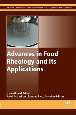 Advances in Food Rheology and Its Applications (BOK)