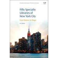 50 Specialty Libraries of New York City (BOK)