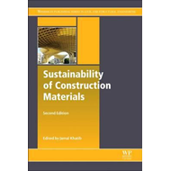 Sustainability of Construction Materials (BOK)