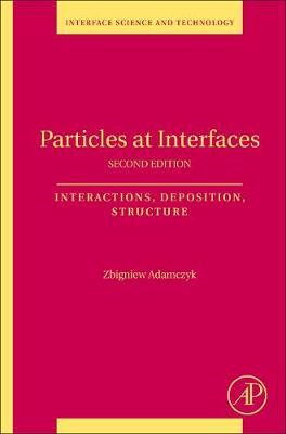 Particles at Interfaces (BOK)