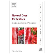Natural Dyes for Textiles (BOK)