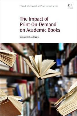 Impact of Print-On-Demand on Academic Books (BOK)