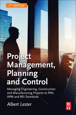 Project Management, Planning and Control (BOK)