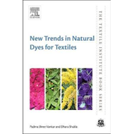 New Trends in Natural Dyes for Textiles (BOK)