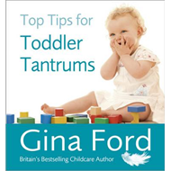 Top Tips for Toddler Tantrums (BOK)