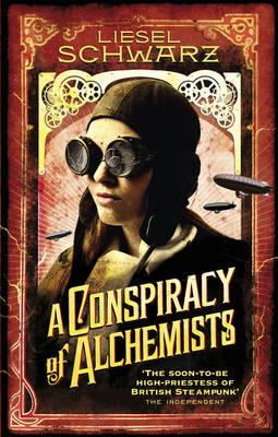 Conspiracy of Alchemists (BOK)