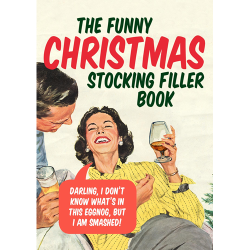 Funny Christmas Stocking Filler Book (BOK)
