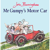 Mr Gumpy's Motor Car (BOK)