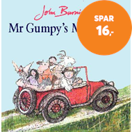 Produktbilde for Mr Gumpy's Motor Car (BOK)
