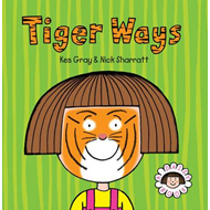 Daisy: Tiger Ways (BOK)