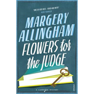 Flowers for the Judge (BOK)