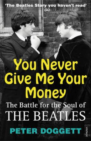 You Never Give Me Your Money (BOK)
