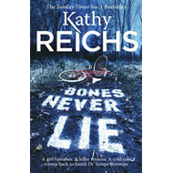 Produktbilde for Bones Never Lie (BOK)