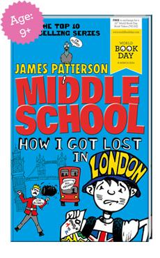 WBD Middle School How I Got Lost In Lond (BOK)