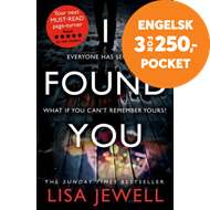Produktbilde for I Found You (BOK)