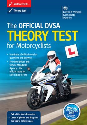 official DVSA theory test for motorcyclists (BOK)