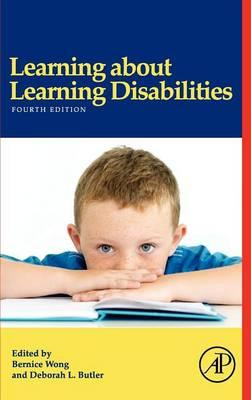 Learning About Learning Disabilities (BOK)