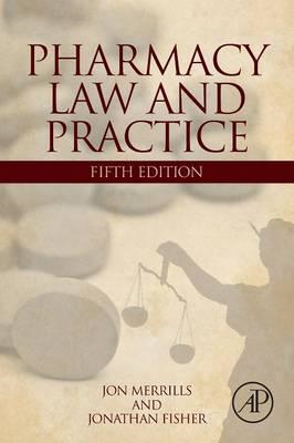 Pharmacy Law and Practice (BOK)