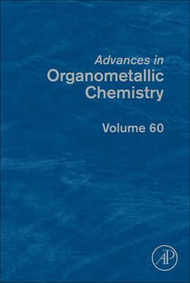 Advances in Organometallic Chemistry (BOK)