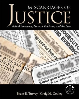 Miscarriages of Justice (BOK)