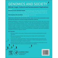 Genomics and Society (BOK)