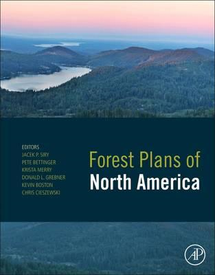 Forest Plans of North America (BOK)