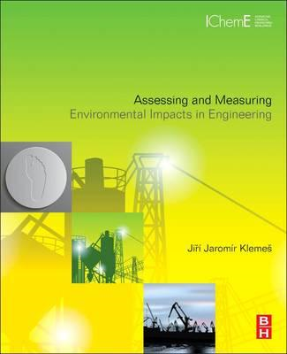 Assessing and Measuring Environmental Impact and Sustainabil (BOK)