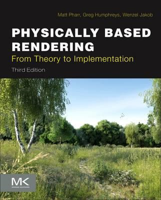 Physically Based Rendering (BOK)
