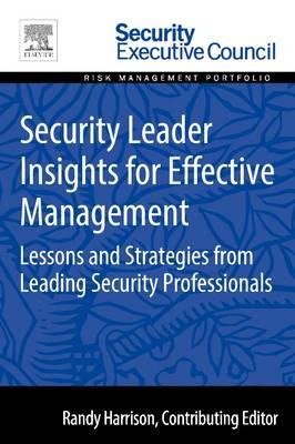 Security Leader Insights for Effective Management (BOK)