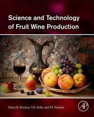 Science and Technology of Fruit Wine Production (BOK)