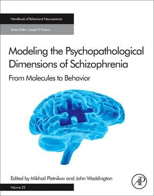 Modeling the Psychopathological Dimensions of Schizophrenia (BOK)