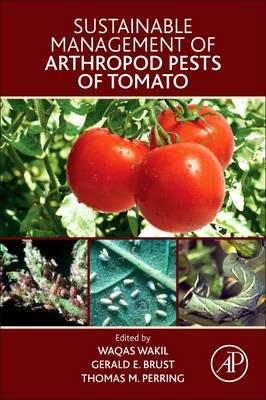 Sustainable Management of Arthropod Pests of Tomato (BOK)