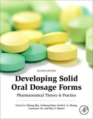 Developing Solid Oral Dosage Forms (BOK)