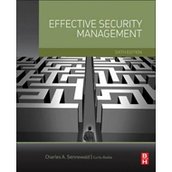Effective Security Management (BOK)