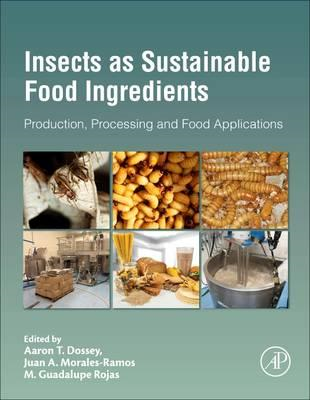 Insects as Sustainable Food Ingredients (BOK)