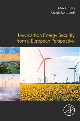 Low-carbon Energy Security from a European Perspective (BOK)