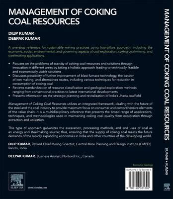 Management of Coking Coal Resources (BOK)