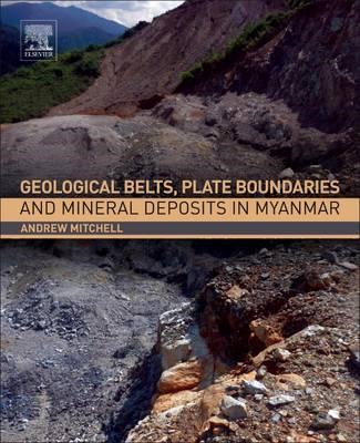 Geological Belts, Plate Boundaries, and Mineral Deposits in (BOK)
