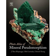 Photo Atlas of Mineral Pseudomorphism (BOK)