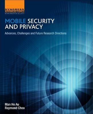 Mobile Security and Privacy (BOK)