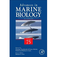 Mediterranean Marine Mammal Ecology and Conservation (BOK)